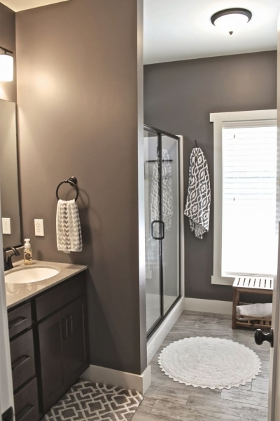 Picture of Small Bathroom Design Ideas Color Schemes Vintage Candle Popular Small Bathroom Colors