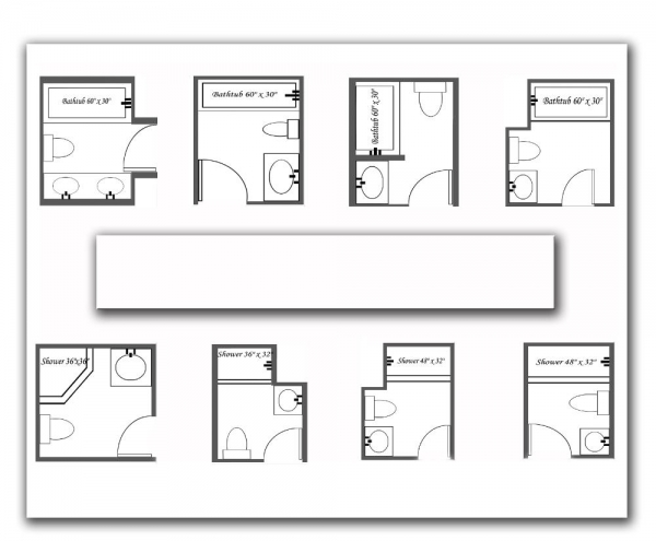 Stylish 1000 Images About Room Layouts On Pinterest Small Bathroom Small Bathroom Layouts With Shower
