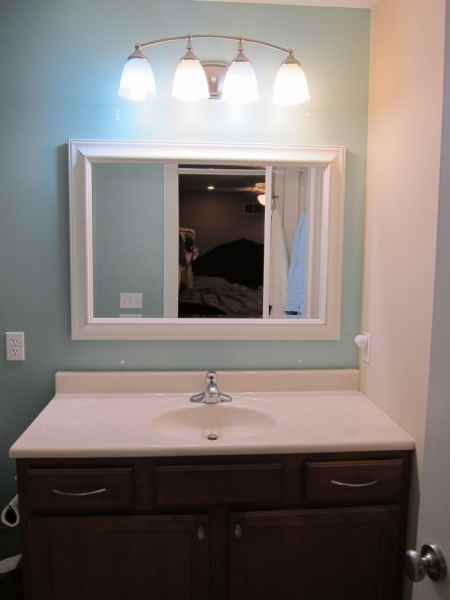 Stylish Popular Paint Colors For Small Bathrooms Homebezcom Popular Popular Small Bathroom Colors