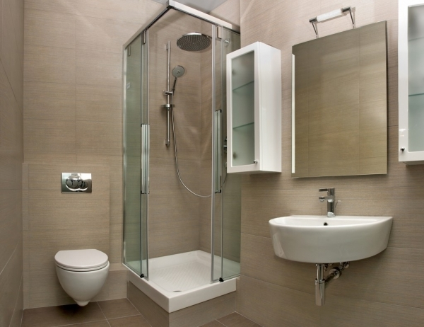 Stylish Small Shower Design Ideas For Small Modern And Luxury Bathroom Small Shower Spaces