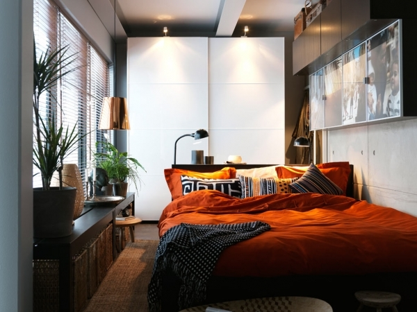 Beautiful Small Bedroom Decorating Ideas How To Furnish Small Rooms Decorated