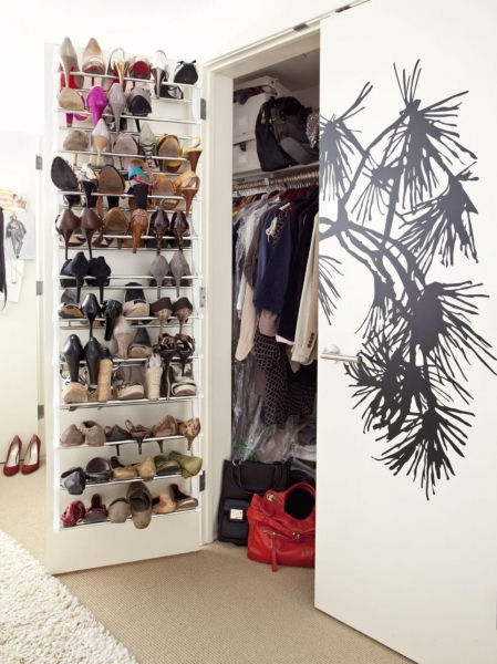 Outstanding 50 Best Shoe Storage Ideas For 2016 Shoe Storage Solutions For Small Spaces
