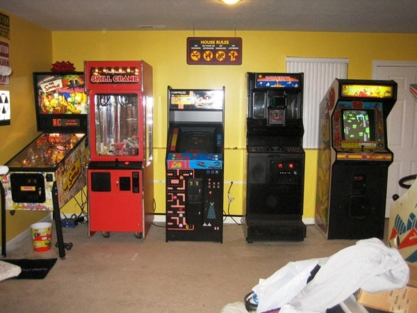 Stylish Home Game Room Ideas Games Room For Teenager Small Room